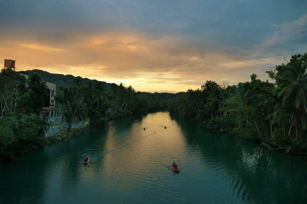 Za Nártounem na filipínský Bohol