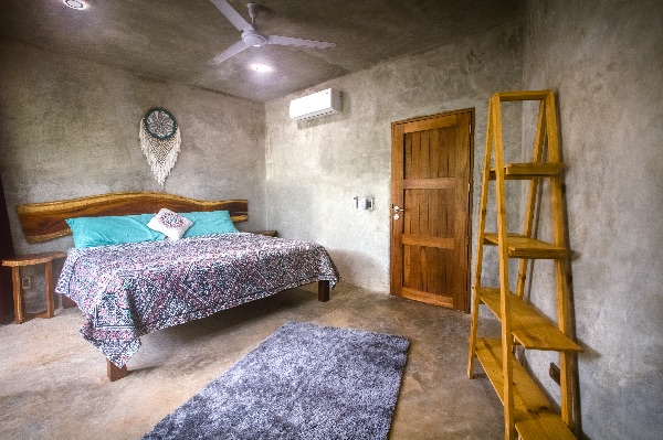 Ubytování v soukromém domě u laguny Bacalar v Mexiku