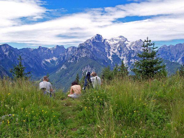 Apartmány Triglav - Julské Alpy. Nejlepší výchozí bod na túry po Julských Alpách a Karavankách, včetně Triglavu.